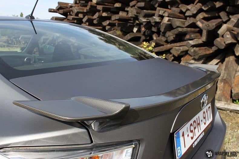 Toyota GT86, Carwrapping door Wrapmyride.nu Foto-nr:10202, ©2020