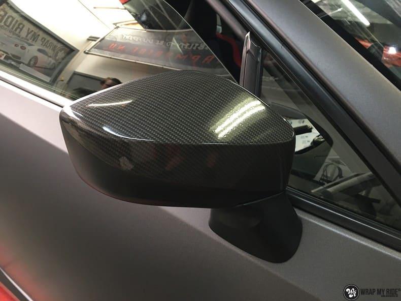 Toyota GT86, Carwrapping door Wrapmyride.nu Foto-nr:10233, ©2018