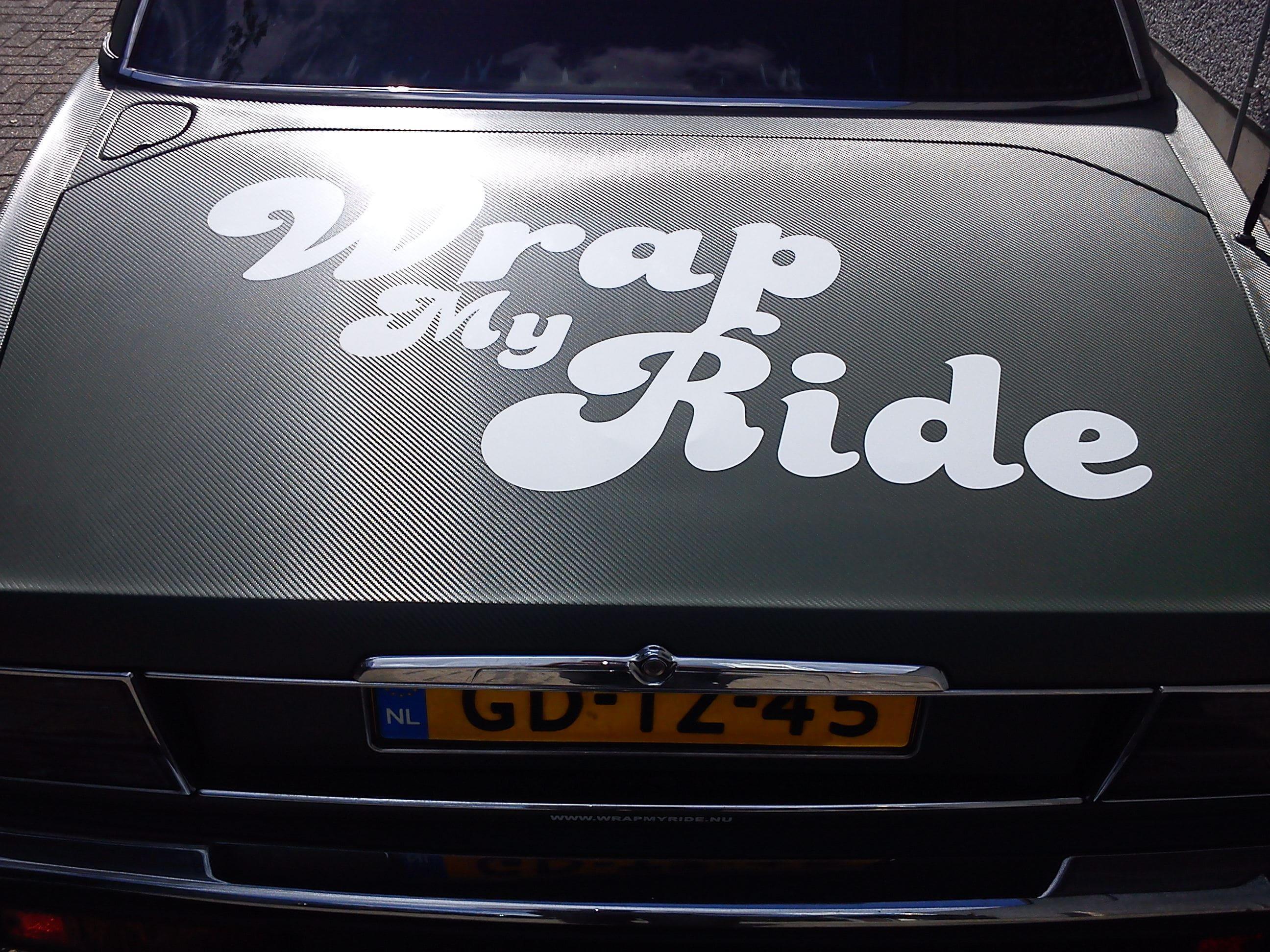 Wrap My Ride Jaguar Gewrapt voor de Garbagerun, Carwrapping door Wrapmyride.nu Foto-nr:5898, ©2020